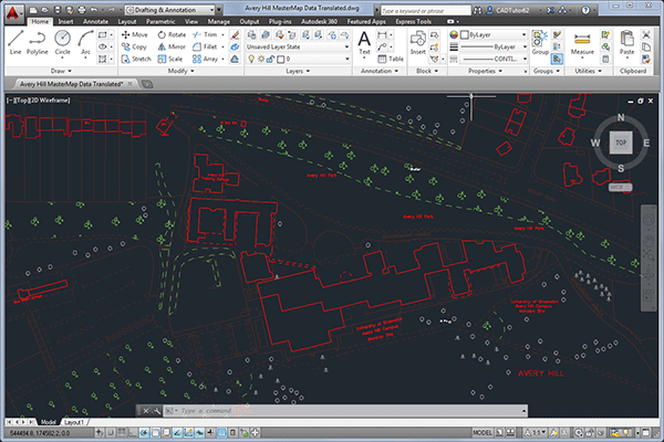 Plotting scaled drawings with AutoCAD 2011 - 2015